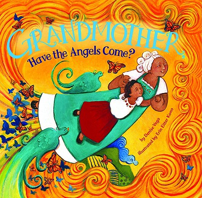 Grandmother, Have the Angels Come? Cover