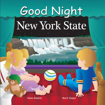 Cover for Good Night New York State (Good Night Our World)