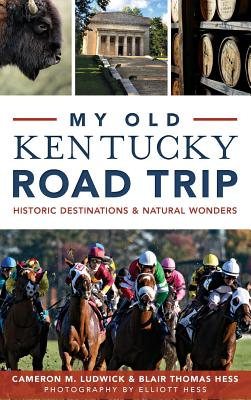 Cover for My Old Kentucky Road Trip