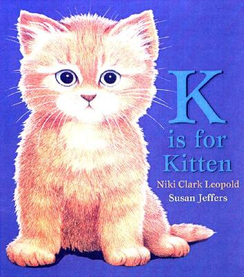K is For Kitten Cover