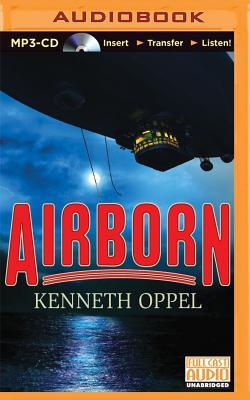 Cover for Airborn (Matt Cruse #1)