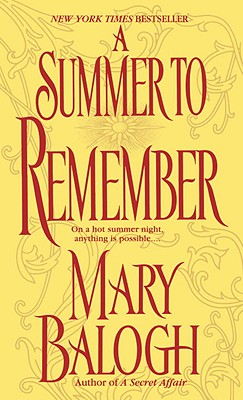 A Summer to Remember Cover