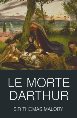 Cover for Le Morte Darthur (Classics of World Literature)