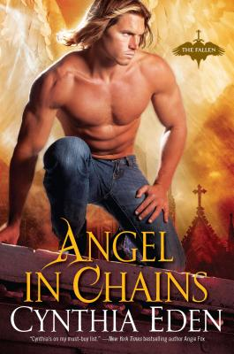 Angel in Chains (Fallen #3) Cover Image