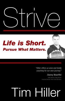 Strive: Life Is Short, Pursue What Matters Cover Image