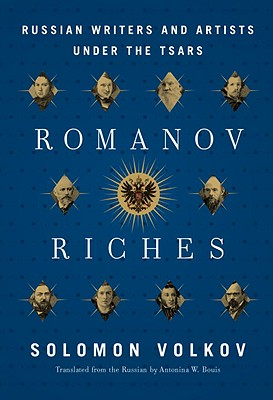 Romanov Riches Cover