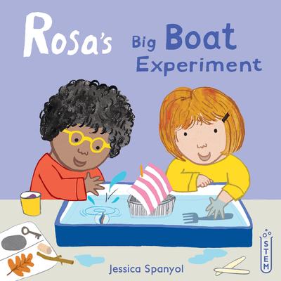 Rosa's Big Boat Experiment Cover Image