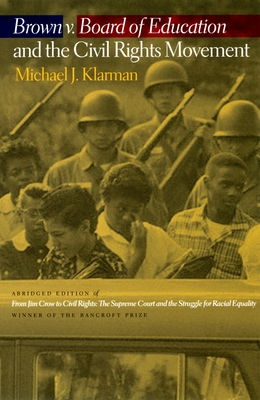 Brown V. Board of Education and the Civil Rights Movement Cover Image
