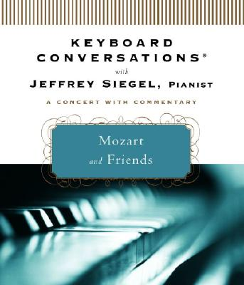 Mozart and Friends Cover Image