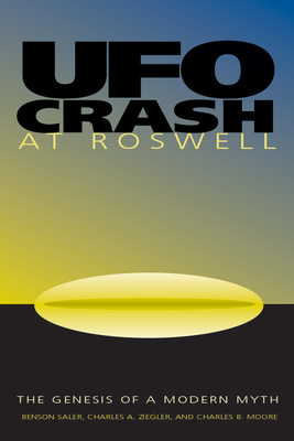 UFO Crash at Roswell Cover