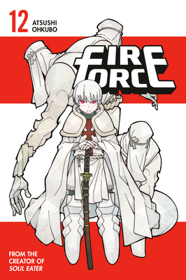 Fire Force 12 Cover Image