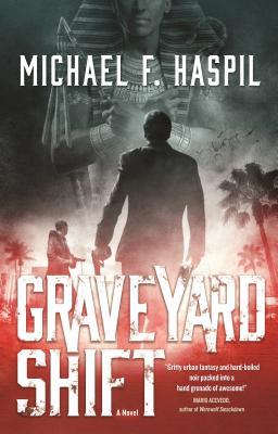 Graveyard Shift: A Novel Cover Image