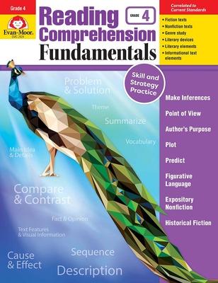 Reading Comprehension Fundamentals, Grade 4 Cover Image