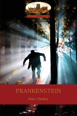 Frankenstein: Or The Modern Prometheus (Aziloth Books) Cover Image