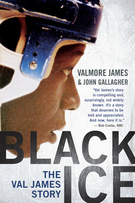 Black Ice: The Val James Story Cover Image