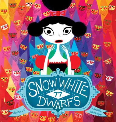Snow White and the 77 Dwarfs Cover Image
