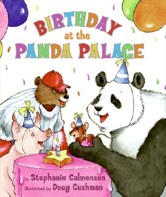 Cover for Birthday at the Panda Palace
