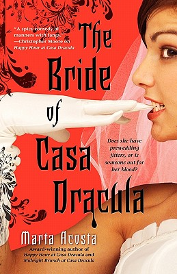 The Bride of Casa Dracula Cover