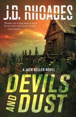 Cover for Devils and Dust