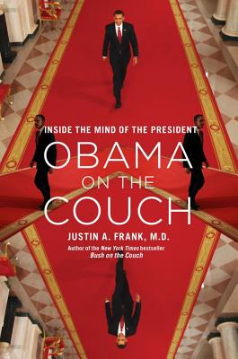 Obama on the Couch Cover