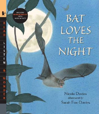 Bat Loves the Night [With Read-Along CD] Cover