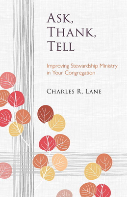 Cover for Ask, Thank, Tell