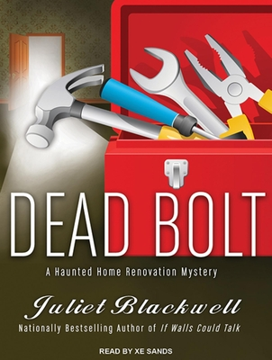 Dead Bolt (Haunted Home Renovation #2) Cover Image