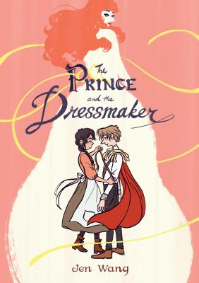 The Prince and the Dressmaker Cover Image