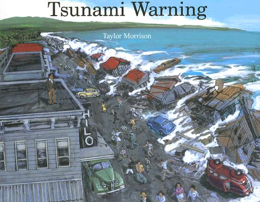 Tsunami Warning Cover