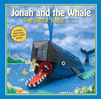 Jonah and the Whale: The Brick Bible for Kids Cover Image