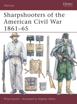 Sharpshooters of the American Civil War 1861 65 Cover