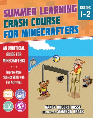 Cover for Summer Learning Crash Course for Minecrafters