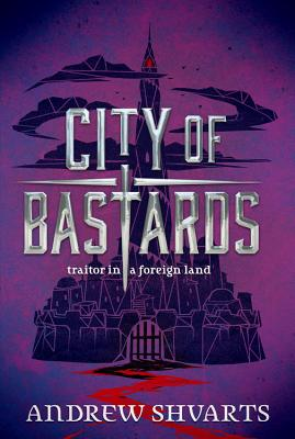 City of Bastards (Royal Bastards #2) Cover Image