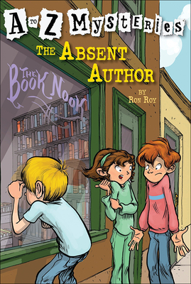 The Absent Author (A to Z Mysteries #1) Cover Image