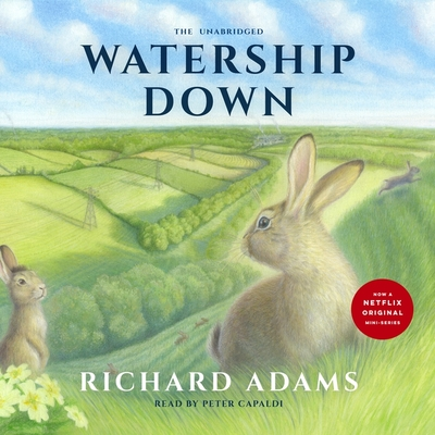 Cover for Watership Down