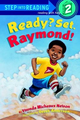 Ready? Set. Raymond! Cover