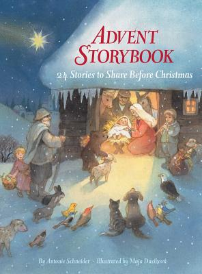 Advent Storybook Cover
