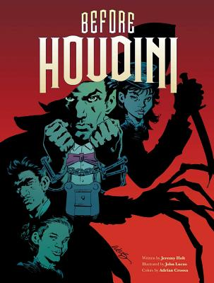 Before Houdini Cover Image