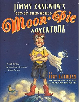 Jimmy Zangwow's Out-Of-This-World Moon-Pie Adventure Cover
