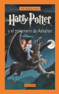 Harry Potter y El Prisionero de Azkaban Cover Image
