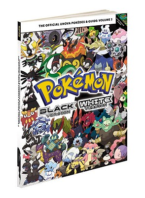Pokemon Black Version & Pokemon White Version Volume 2 Cover