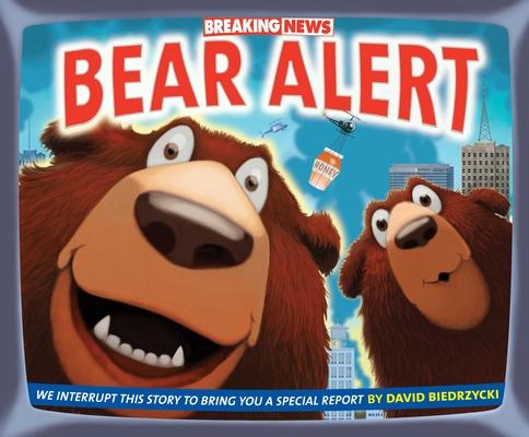 Breaking News: Bear Alert Cover Image