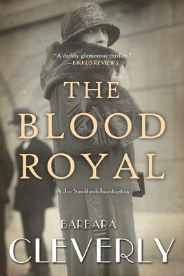Cover for The Blood Royal (A Detective Joe Sandilands Novel #9)