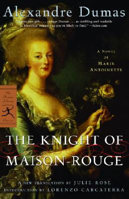 The Knight of Maison-Rouge Cover