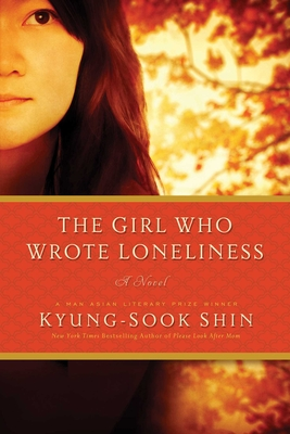 Cover for The Girl Who Wrote Loneliness