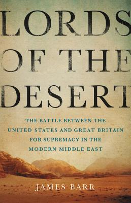 Cover for Lords of the Desert