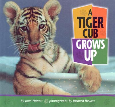 A Tiger Cub Grows Up Cover
