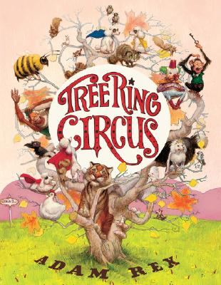 Tree-Ring Circus Cover