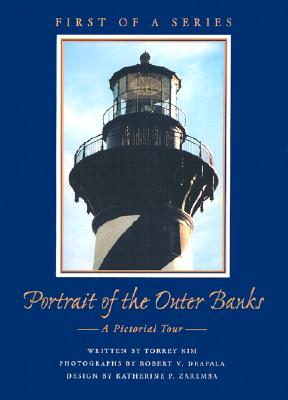 Portrait of the Outer Banks: A Pictorial Tour Cover Image