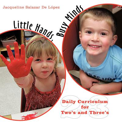 Cover for Little Hands, Busy Minds